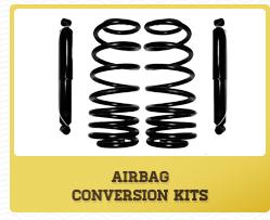 Airbag conversion kits