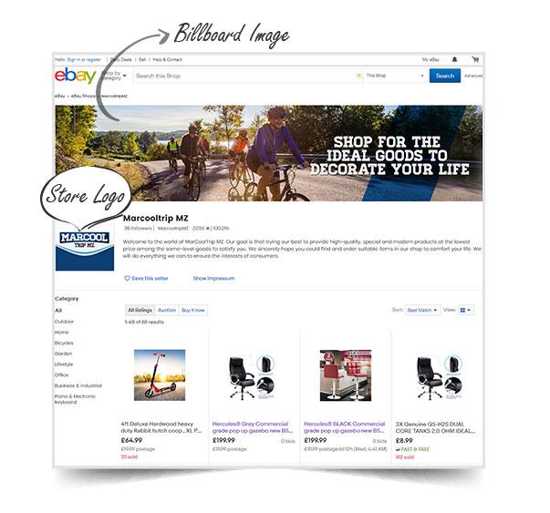 Dzinehub Ebay Shops