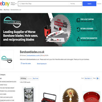 Bandsawblades.co.uk